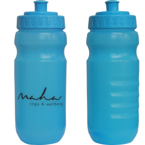 Maha Blue Water Bottle