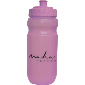 Maha Purple Water Bottle